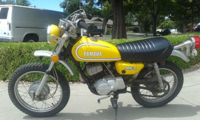 1973 yamaha 80cc gt1 for Yamaha mx 80 for sale