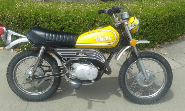 1973 Yamaha 80cc Gt1