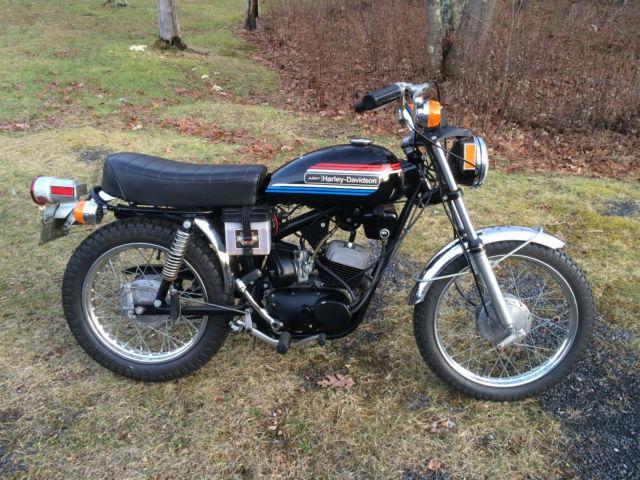 1974 Harley Z90 All Original 184 miles!!!!!
