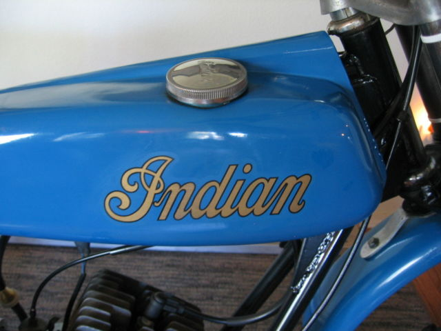 1974 Indian Mt 100 Mx Rare Orig Vintage Dirt Bike Me Se