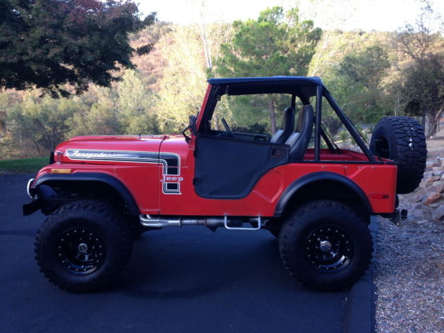 1974 Jeep CJ5 Renegade Original Paint