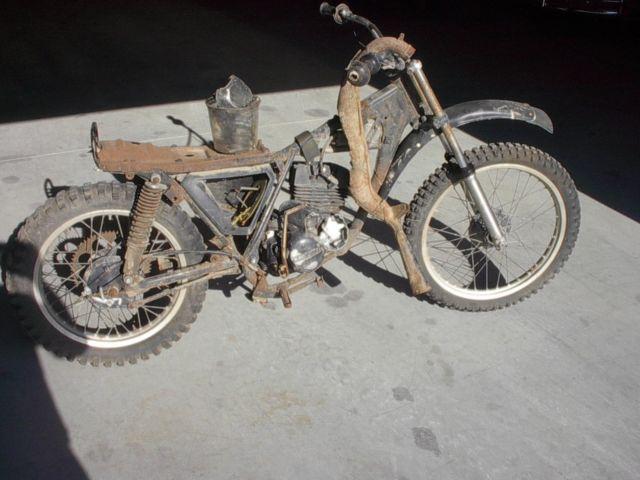 Kawasaki  Dirt Bike For Sale