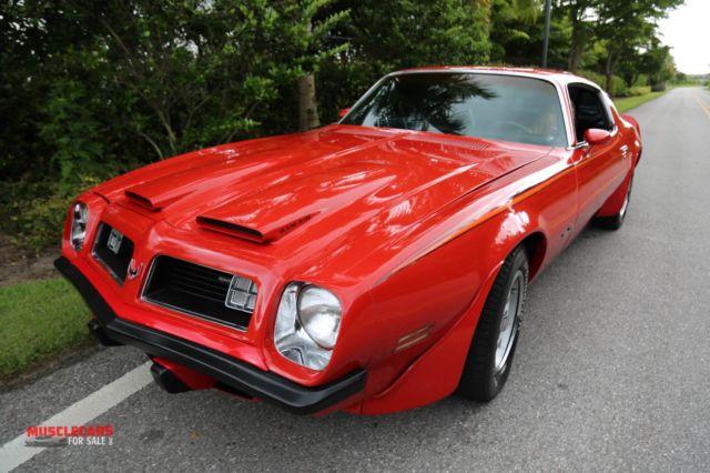 Used Cars Fort Myers >> 1974 Pontiac Formula Firebird 455 # match Tribute