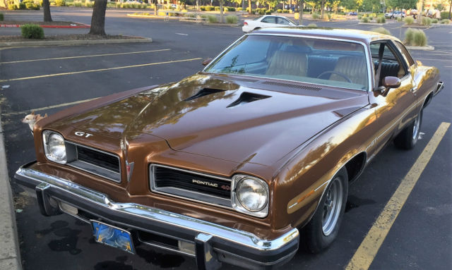1974 Pontiac Lemans Sport Coupe 2 Door 6 6l