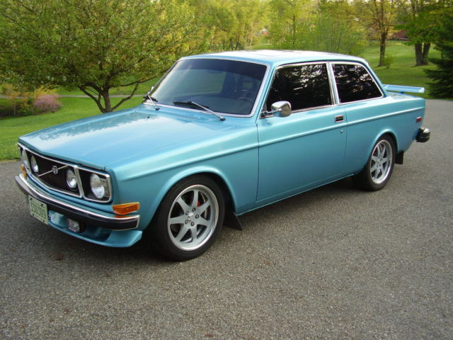 1974 Volvo 142 Gl B20 Turbo 140 145 Other Rare 122 1800