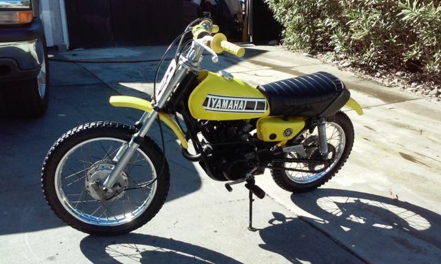 1974 yamaha mx80 for Yamaha mx 80 for sale