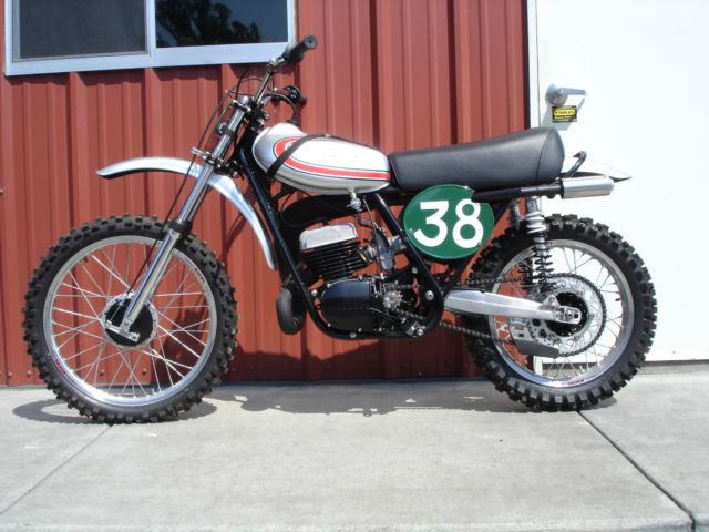 1974 YAMAHA YZ250