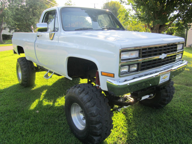1985 chevy truck 4x4 parts