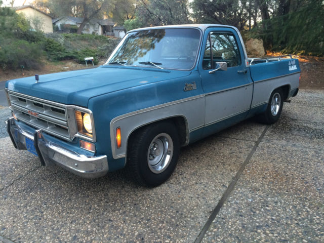 1975 Gmc Beau James Limited Edition Short Bed