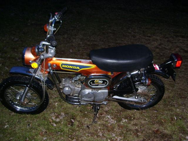 Honda St Key Words Ct Ct Rv Xl Honda Yamaha Motorhome on 1975 Honda Trail Ct70
