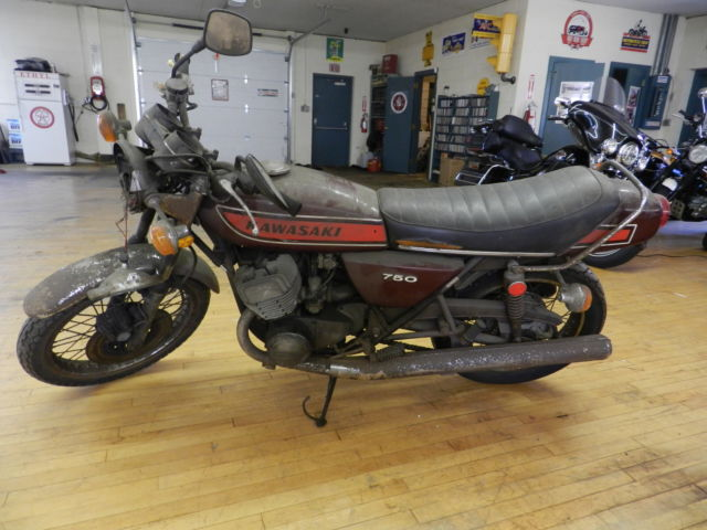 750 2 stroke for sale