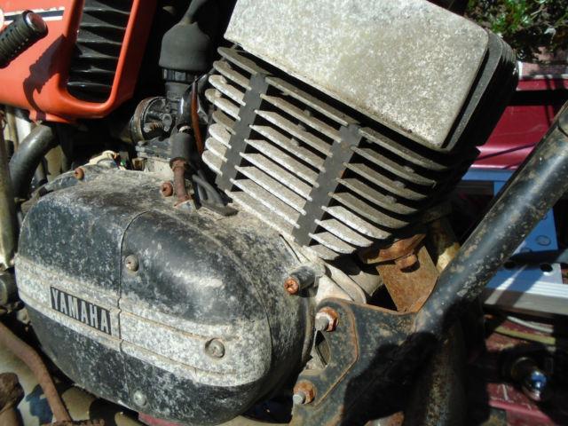 1975 Yamaha RD350 parts or restoration