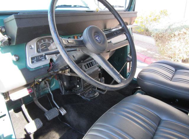 Owens-Export.Com 1976 Toyota Land Cruiser FJ40