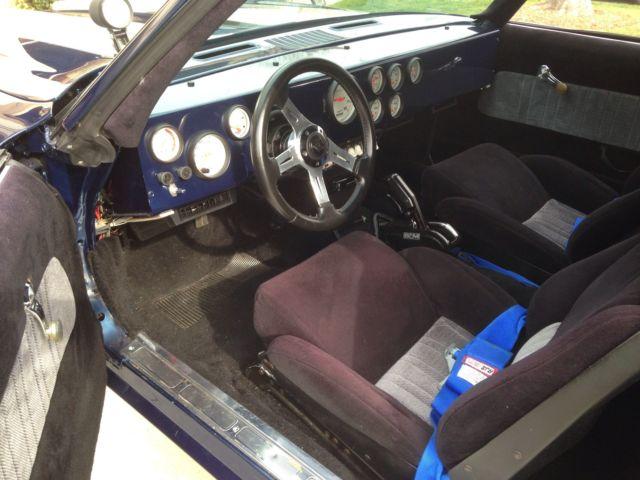1976 pontiac firebird espirit new interior 400hp pro street drag or show. Black Bedroom Furniture Sets. Home Design Ideas