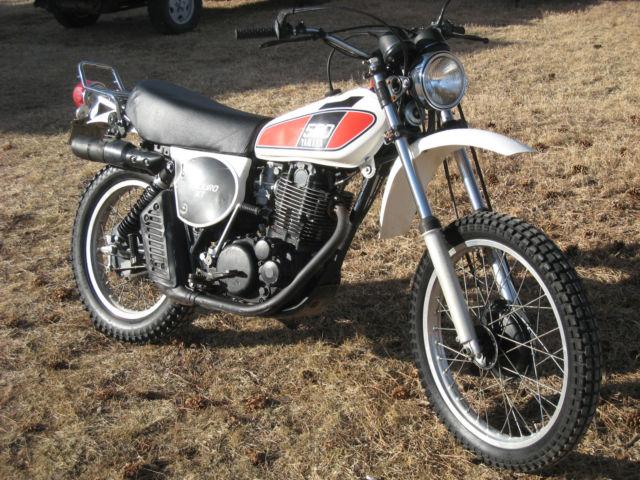1976 yamaha xt500 for 1976 yamaha 650 for sale
