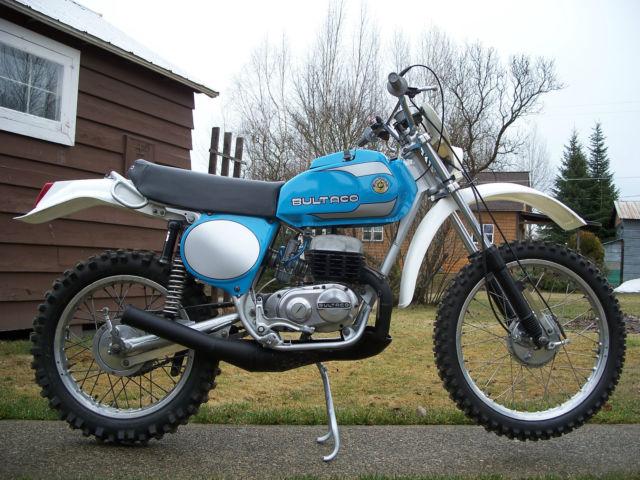 Cracked Engine Block >> 1977 bultaco frontera model 180