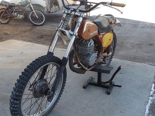 Honda Of Abilene >> 1977 Bultaco MK10 370 Pursang Barn Find
