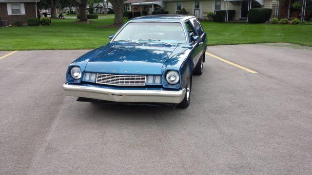 Used Cars Grand Rapids >> 1977 Ford Pinto Cruiser Wagon (Blue Metallic)