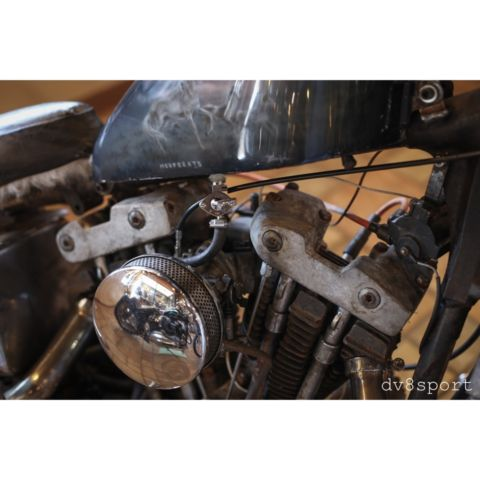 1977 Harley Davidson Xlch Sportster Ironhead Vintage