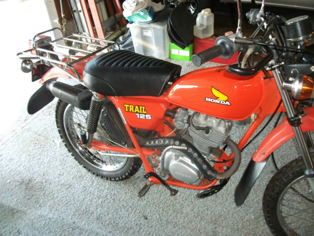 1977 Honda CT125 trail
