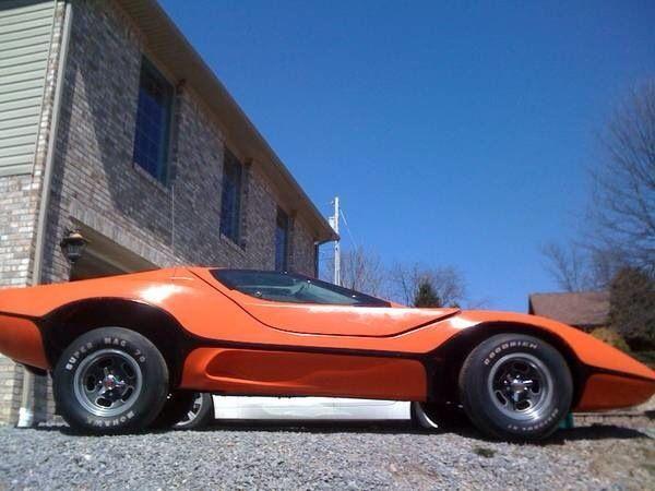 How Long Does A Rebuilt Transmission Last >> 1977 Sterling Kit Car - all original complete car