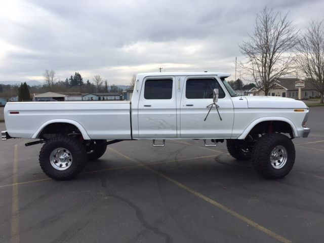 1978 F250 F350 Crew Cab Long Bed 4x4 Restored