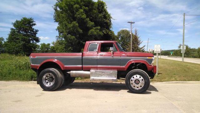 1978 ford diesel