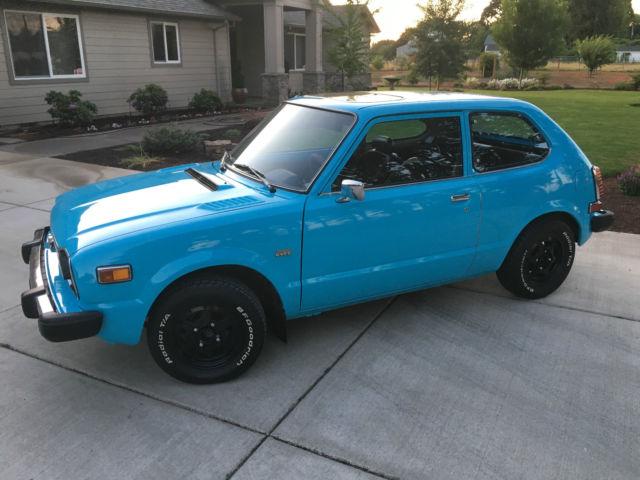 Honda Accord /& Civic CVCC   Air Filter  1976-1979