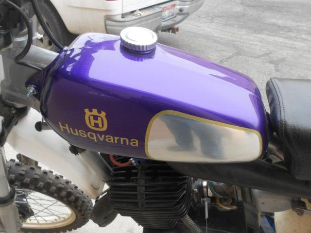 Rebuild Automatic Transmission >> 1978 Husqvarna 360 AUTOMATIC MOTOCROSS
