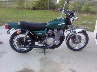Speedo Cable Kawasaki Z 1000 A2A 1978 1000 CC