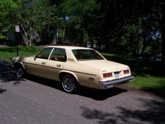 1978 Pontiac Phoenix Base Sedan 4 Door 5 0l