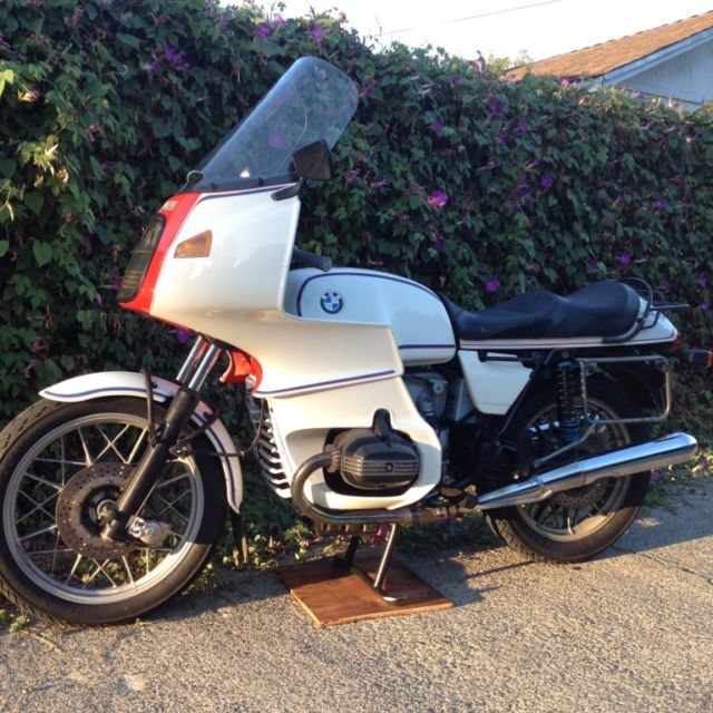 Used Bmw Sacramento: 1978 R100RS Motorsport