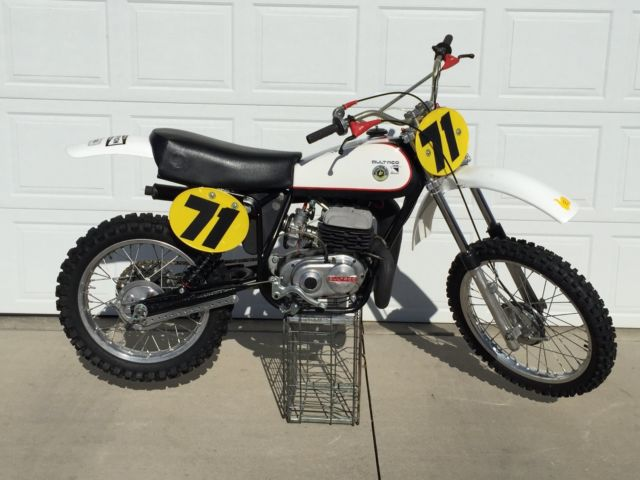 Used Tires Des Moines >> 1979 Bultaco MK11 370 Pursang Model 207