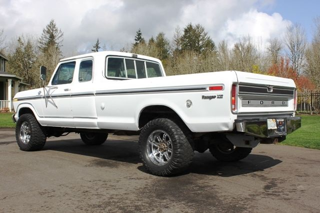 Bed Size Of Ford F Supercab