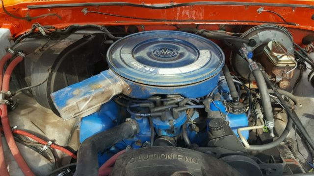 1979 Ford F150 Ranger V8 460 C6 Automatic Transmission