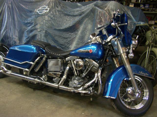 Harley Davidson Battery >> 1979 HARLEY DAVIDSON FLH 1200 SHOVELHEAD