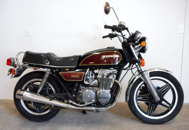 1979 honda cb650 all original clean no reserve cb 650 750 550 cafe racer. Black Bedroom Furniture Sets. Home Design Ideas
