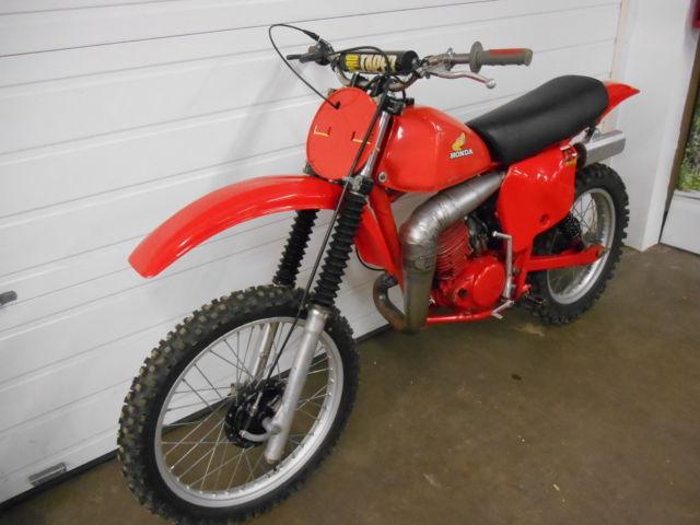 1979 honda cr250 cr 250. Black Bedroom Furniture Sets. Home Design Ideas