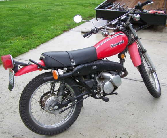 Kawasaki Ke  For Sale