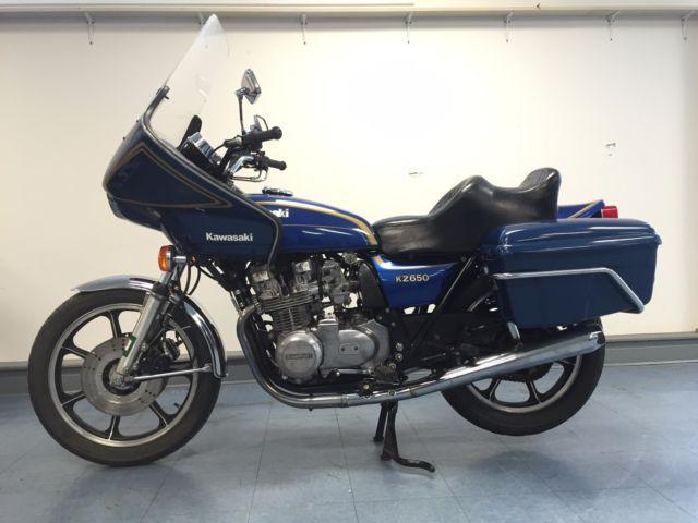 Specifications For   Kawasaki Kz