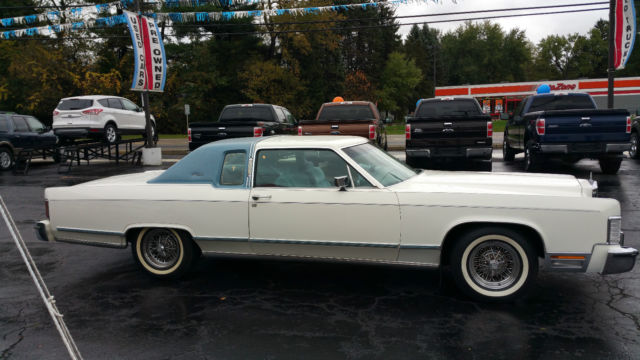1979 lincoln town car coupe for Warren midtown motors ford