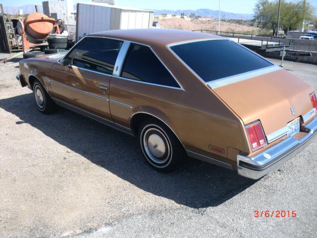 1979 Oldsmobile Cutlass Salon Brougham