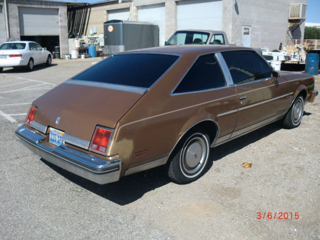 1979 Oldsmobile Cutlass Salon Brougham