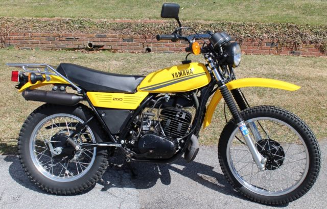 1979 Yamaha Dt250 Dt 250 Survivor Not 125 175 360
