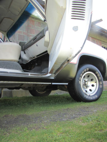 1980 GMC Indy Hauler Pace Truck INDIANAPOLIS 500 Pace Car ...