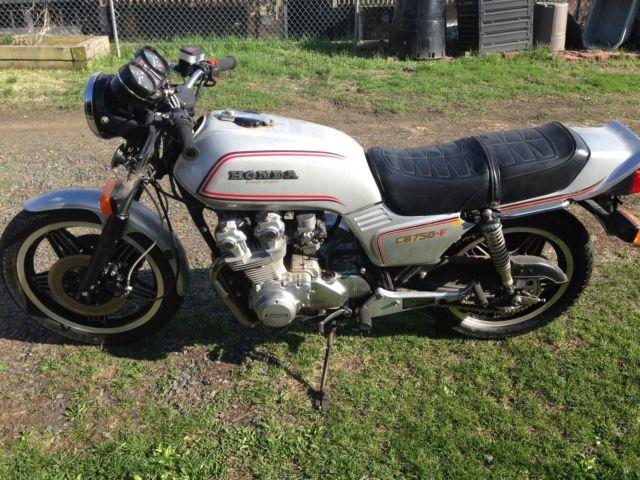 1980 Honda Cb750f Stainless Brake Line : Honda cb f super sport motorcycle cafe