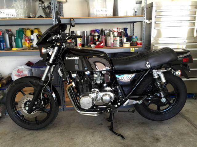 1980 Kawasaki Kz1000 Shaft