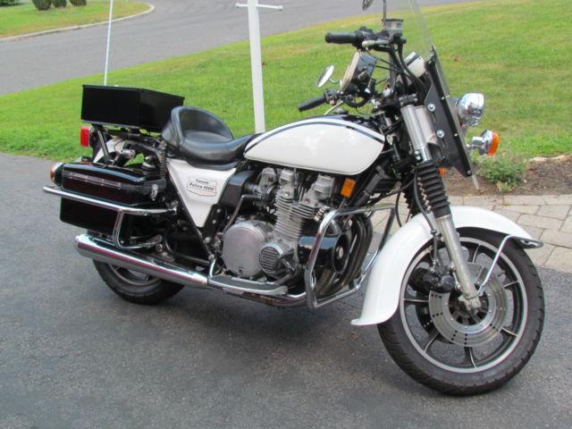 1980 kz1000 police chips motorcycle. Black Bedroom Furniture Sets. Home Design Ideas