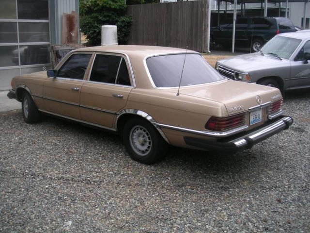 1980 mercedes benz 300sd turbo diesel original owner for 1980 mercedes benz 300sd turbo diesel