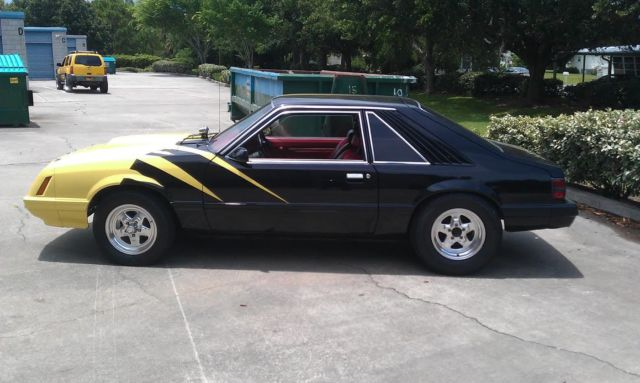 1980 fox body